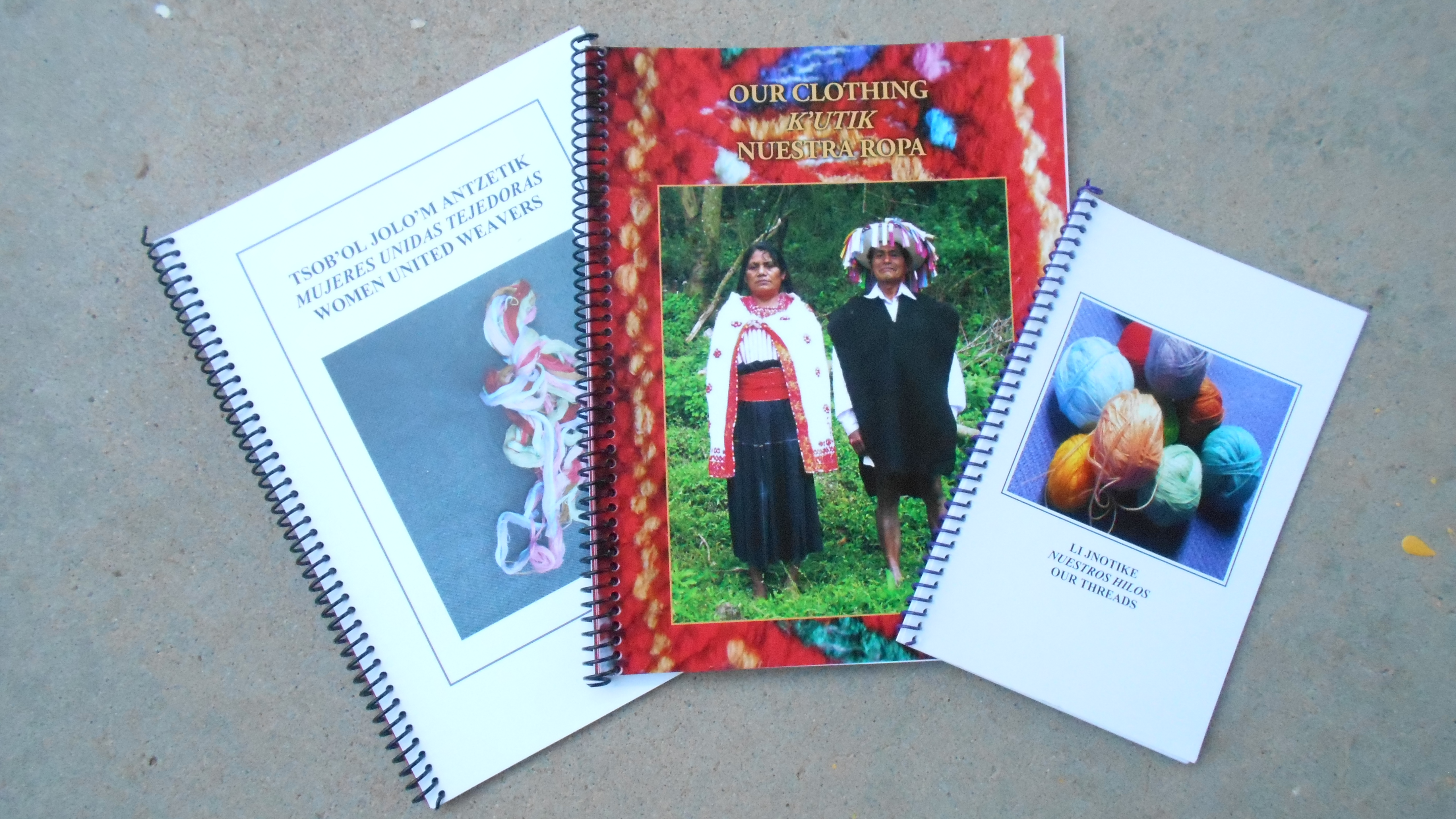 Photo Books by Weavers